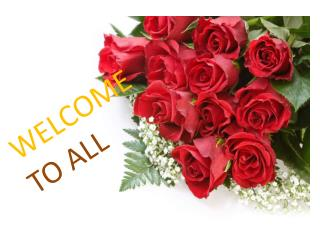 WELCOME TO ALL