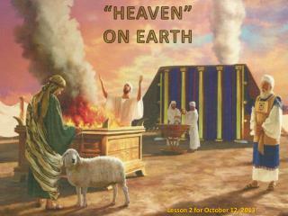 """""""HEAVEN""""  ON  EARTH"""