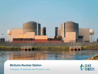 McGuire Nuclear Station