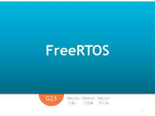 FreeRTOS