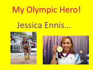 My Olympic Hero!