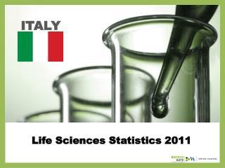 Life Sciences Statistics 2011