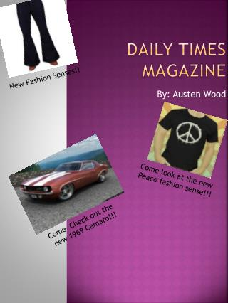Daily Times Magazine