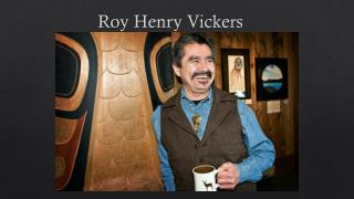 Roy Henry Vickers