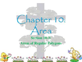 Chapter 10: Area