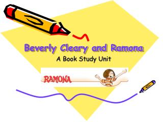 Beverly Cleary and Ramona