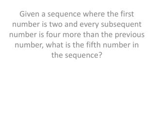 What is the 500 th  term of the sequence: 1,4,2,8,5,7,1,4,2,8,5,7,…?
