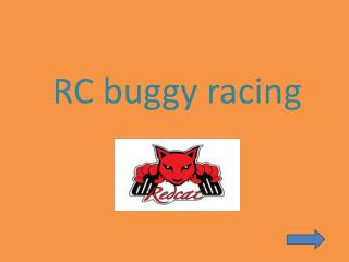 RC buggy racing