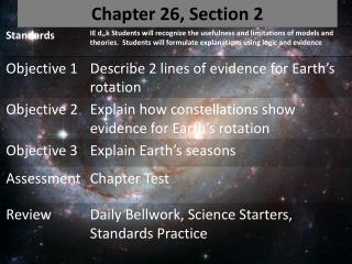 Chapter 26, Section 2
