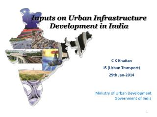 Ministry  of Urban Development  Government of  India