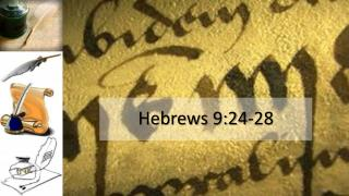 Hebrews 9:24-28