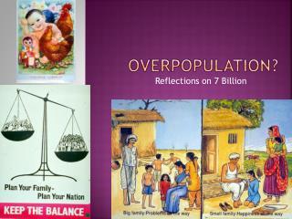 Overpopulation?