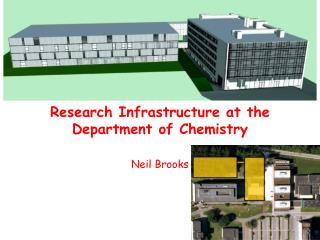 Research Infrastructure at the Department of Chemistry