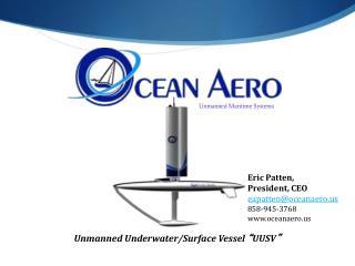 """Unmanned Underwater/Surface Vessel """" UUSV """""""