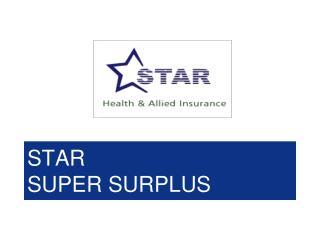 STAR SUPER SURPLUS
