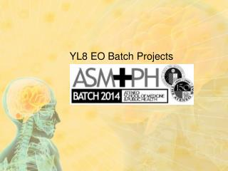 YL8 EO Batch Projects