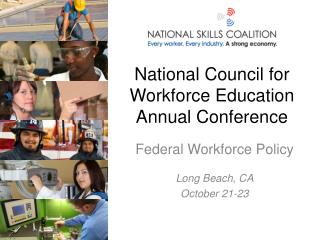 National Council for Workforce Education Annual Conference