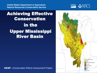 CEAP —Conservation Effects Assessment Project