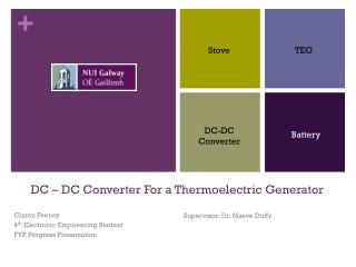 DC – DC Converter For a Thermoelectric Generator
