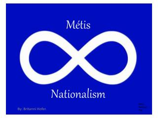 Métis Nationalism