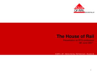 House of Rail