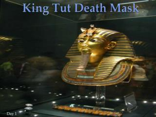 King Tut Death Mask