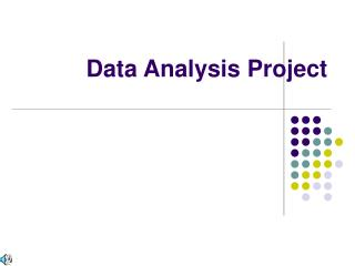 Data Analysis Project