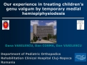 Our experience in treating children s genu valgum by temporary medial hemiepiphysiodesis