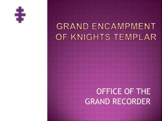Grand Encampment of Knights Templar
