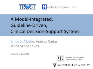 A Model-Integrated, Guideline-Driven, Clinical Decision-Support System
