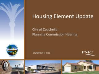 Housing Element Update