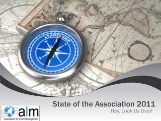 State of the Association 2011