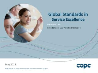 Global Standards in Service Excellence