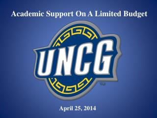 Academic Support On A Limited Budget
