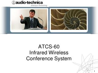 ATCS-60 Infrared Wireless  Conference System