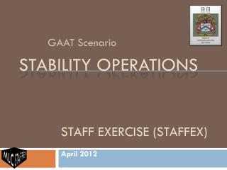 STAFF Exercise (STAFFEX)