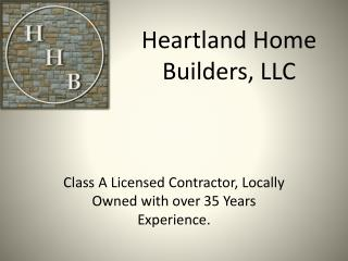 Heartland Home Builders, LLC