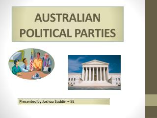 AUSTRALIAN POLITICAL PARTIES
