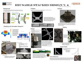 Reusable Stacked Design V. 4