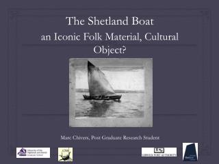 The Shetland Boat