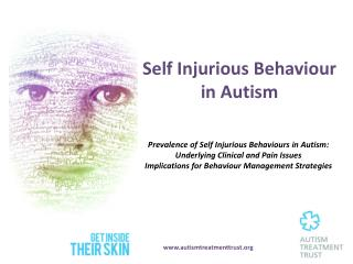 Self Injurious Behaviour in Autism
