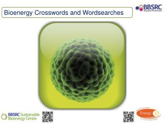Bioenergy  Crosswords and  Wordsearches