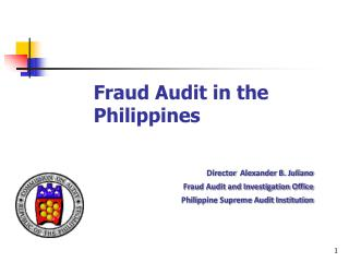 Fraud Audit in the Philippines