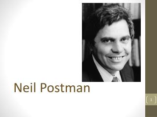 neil postman s the judgment of thamus Remember the judgment of thamus about contact what is the judgment of thamus in his book technopoly, neil postman offers a counterweight to the postman.