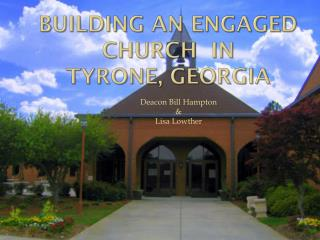 Building An Engaged Church  in Tyrone, Georgia