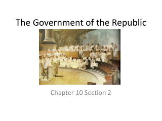 The Government of the Republic