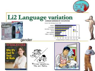Li2 Language variation