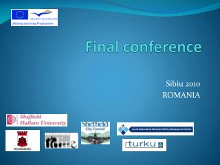 Final conference
