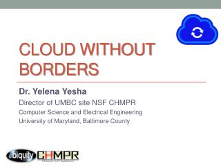Cloud without borders