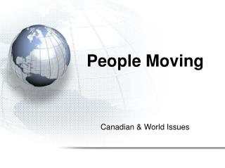 People Moving